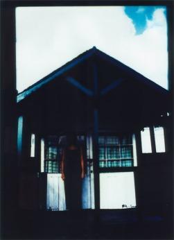 black dress hut